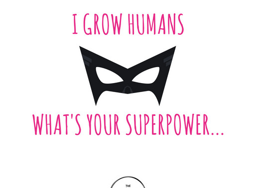 I'm Strong... What's Your Super Hero Power?
