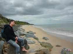 Courtown beach elias