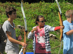 archery italains
