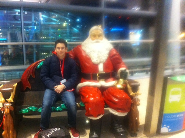 Super Mario Christmas 2014