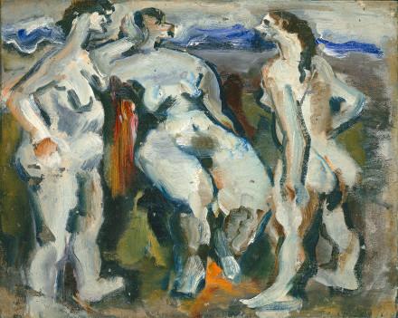 Rothko, Three Nudes, 1933