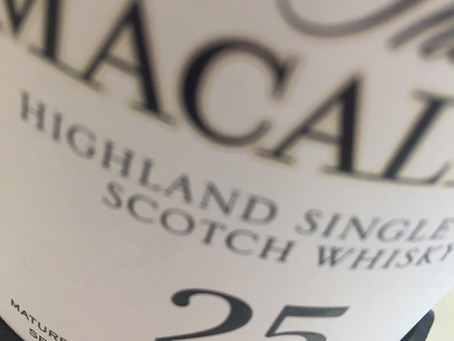 The Many Faces of the Macallan 25 Year