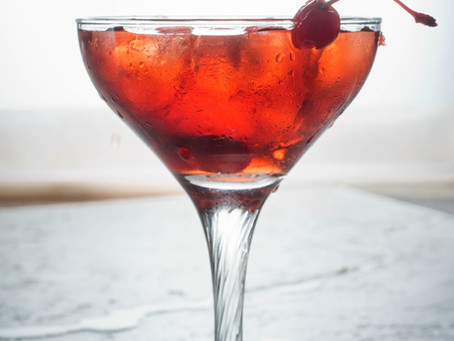 Extraordinary Valentine's Cocktails with Ordinary Ingredients