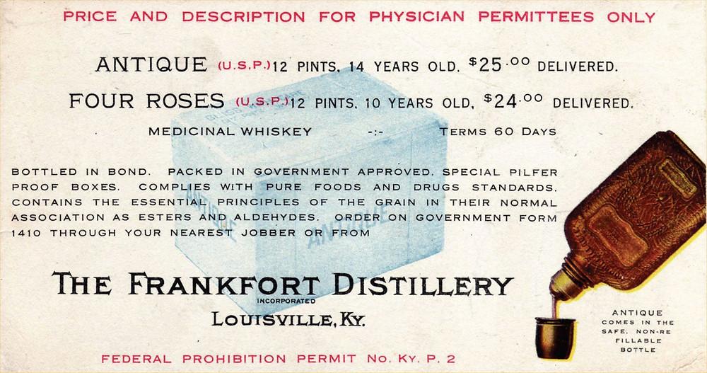 prohibition whiskey permit