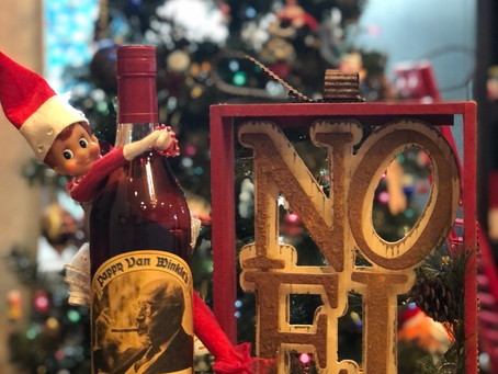 Pappy 15 Year, the Santa Edition