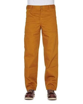 De Palma Workwear Hines Service Pant in der Farbe tobacco.