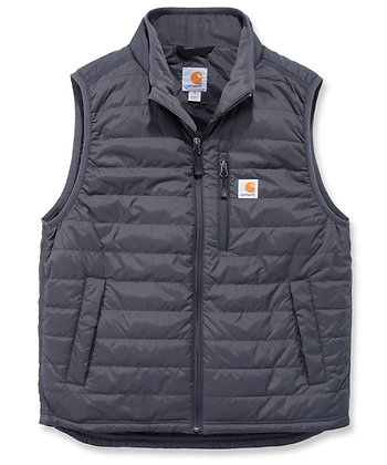 Carhartt Workwear 102286 Gilliam Vest Arbeitsweste in grau