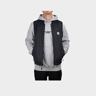 Carhartt Workwear Shop Weste in schwarz