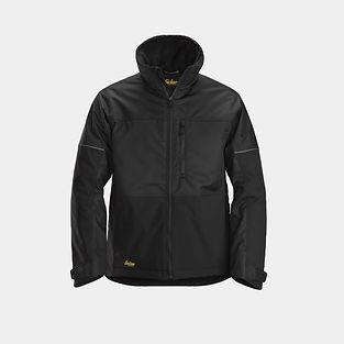 Snickers Workwear 1148 AllroundWork Winterjacke in schwarz