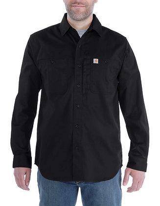 Carhartt Workwear 102538 Rugged Professional Work Shirt Arbeitshemd in schwarz