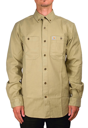 Carhartt Workwear 103554 Lightweight Rigby Shirt Arbeitshemd in khaki