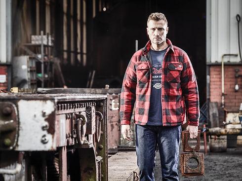 SH5000-RDBK-Portland Shirt-LOC York Moor