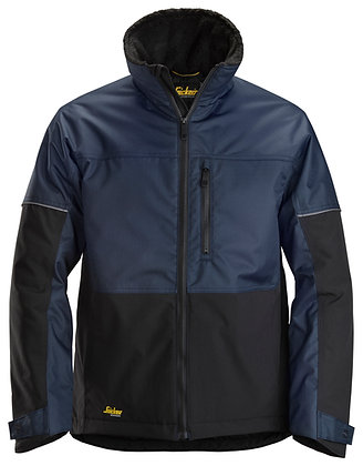 Snickers Workwear AllroundWork Winter Arbeitsjacke 1148 in navy blau