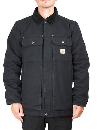 Carhartt Workwear 103283 Full Swing® Traditional Coat Arbeitsjacke in schwarz