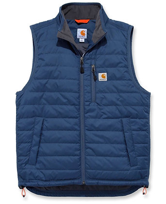 Carhartt Workwear 102286 Gilliam Vest Arbeitsweste in navy blau