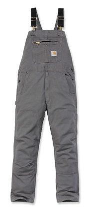 Carhartt Workwear 102987 Rigby Bib Overall Latzhose in gravel grau