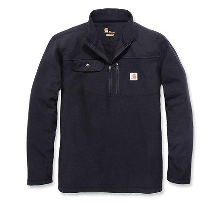 Carhartt Workwear 102836 Fallon Half Zip Fleecejacke schwarz