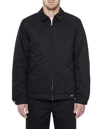 De Palma Workwear Cleveland Jacket in schwarz.