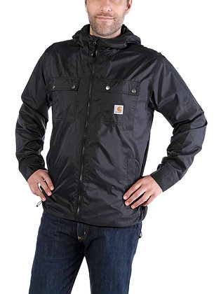 Carhartt Workwear 100247 Rockford Jacket Regenjacke in schwarz