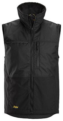 Snickers Workwear 4548 AllroundWork Winterweste in schwarz