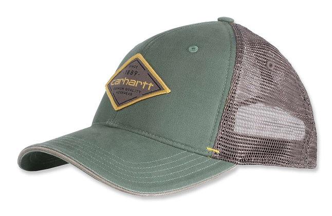 Carhartt Workwear 104335 Silvermine Cap in musk green grün