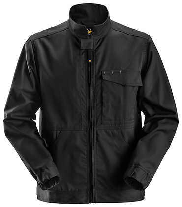 Snickers Workwear 1673 Service Arbeitsjacke in schwarz