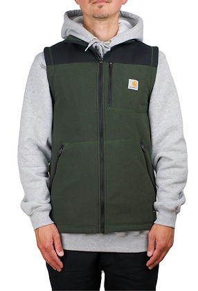 Carhartt Workwear 103302 Fallon Weste in moos grün
