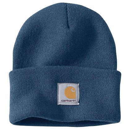 Carhartt Workwear Watch Hat Beanie Wintermütze in blau