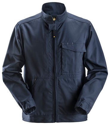 Snickers Workwear 1673 Service Arbeitsjacke in navy blau