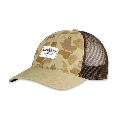 Carhartt Workwear 103535 Glennville Cap in camouflage