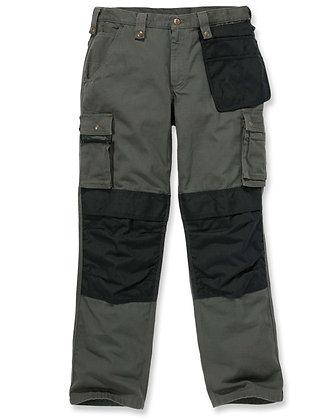 Carhartt Workwear 100233 Multi Pocket Ripstop Arbeitshose in Moos grün
