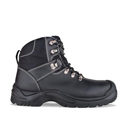 Toe Guard TG80265 Flash S3 SRC Sicherheitsstiefel aus Leder in schwarz