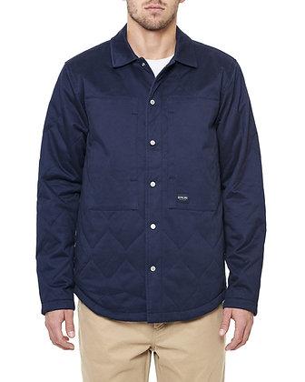 De Palma Ridge Padded Jacket Thermohemd in der Farbe blau