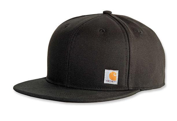 Carhartt Workwear 101604 Ashland Cap Snapback in schwarz