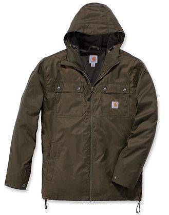 Carhartt Workwear 100247 Rockford Jacket Übergangsjacke in tarmac grün