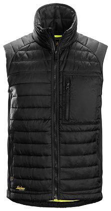 Snickers Workwear AllroundWork 37.5® Isolator Arbeitsweste in schwarz