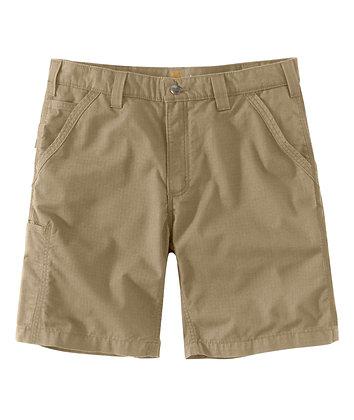 Carhartt Workwear 104196 Force® Broxton Utility Stretch Shorts in dark khaki braun