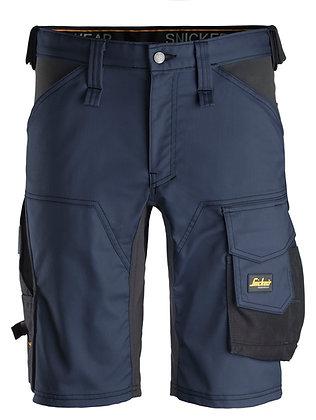 Snickers Workwear 6143 AllroundWork Stretch Shorts navy