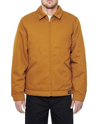 De Palma Workwear Cleveland Jacket. Arbeitsjacke in tobacco.