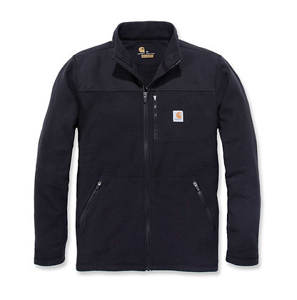 Carhartt Workwear 102838 Fallon Full Zip Sweatshirt in schwarz