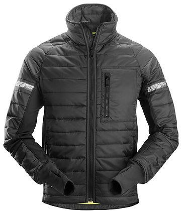 Snickers Workwear 8101 AllroundWork 37.5® Isolator Arbeitsjacke in schwarz