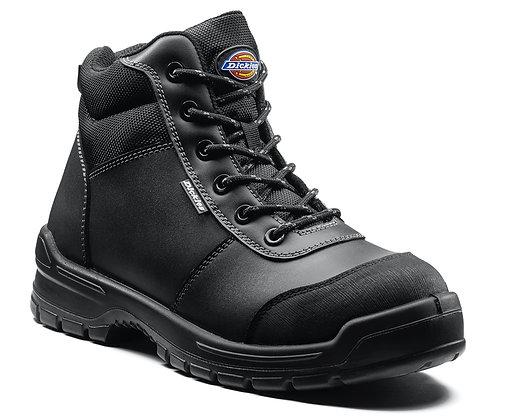 Dickies Workwear FC9533 Andover S3 Sicherheitsstiefel in schwarz