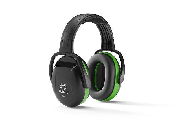 Hellberg 41001 Secure 1 Gehörschutz Kopfhörer grün