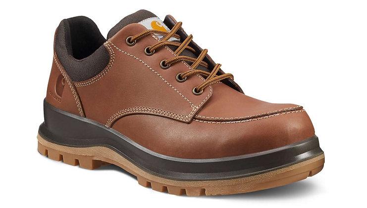 Carhartt Workwear F702915 Hamilton Rugged Flex® S3 Sicherheitsschuhe Arbeitsschuhe aus Leder in braun