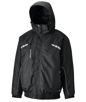 Dickies Workwear Eisenhower EH35001 Atherton Pilotenjacke in schwarz