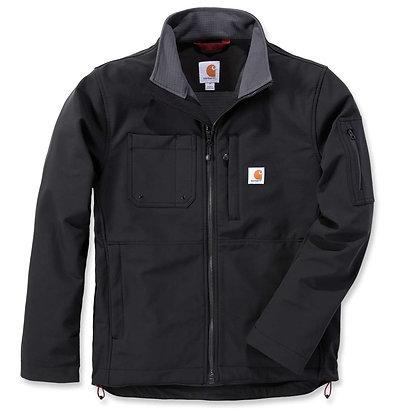 Carhartt Workwear 102703 Rough Cut Jacket Softshelljacke in schwarz
