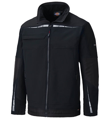 Dickies Workwear DP1001 Dickies Pro Softhshelljacke in schwarz