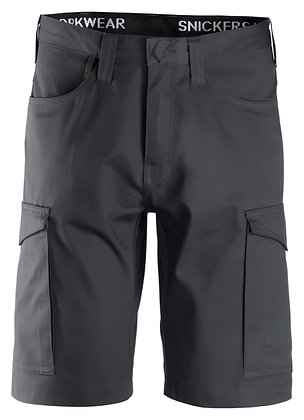 Snickers Workwear 6100 Service Arbeitsshorts in dunkelgrau