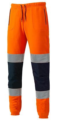 Dickies SA2008 Hi-Vis Warnschutzhose hochsichtbare Jogginghose in orange
