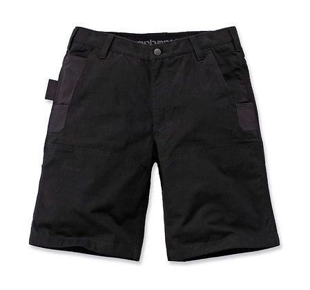 Carhartt Workwear 104352 Steel Utility Stretch Shorts in schwarz